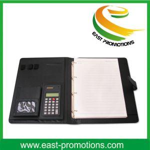 PU Leather A4 A5 Zipper File Folder Bag/Folder Business Bag pictures & photos