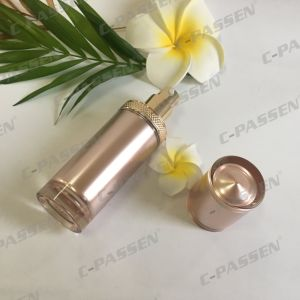 30ml Rose Gold Acrylic Lotion Bottle for Cosmetic Packaging (PPC-ALB-059) pictures & photos