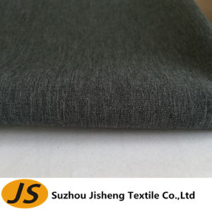 50d Cationic Polyester Melange Spandex Two Ways Stretch Fabric
