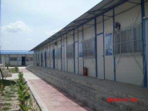 Storage Plant Refrigerated Workshop/Cold Storage Warehouse pictures & photos