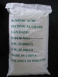 Food Preservatives Benzoic Acid with Bp/USP pictures & photos