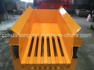 Mineral Vibrating Feeder, Stone Process Plant, Mining Machinery Stone Feeder/Small Vibrating Feeder pictures & photos
