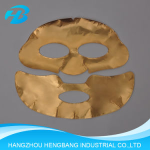 Gold Mask Cosmetic for Nonwoven Mask Facial Make up Products pictures & photos
