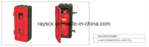 Fiber Glass Fire Hose Reel Cabinet pictures & photos