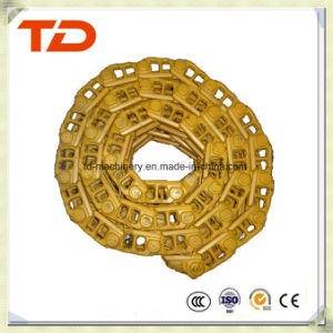 Hitachi E200-2 Excavator Parts Track Link Assy Excavator Chain Assy for Excavator Undercarriage Parts pictures & photos