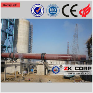 High Performance Dry or Wet Process Cement Clinker Kiln Manufacturer pictures & photos
