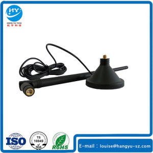 Indoor 2.4G WiFi Magnet Base Antenna with 3m Cable pictures & photos