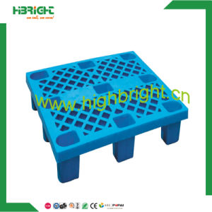 Stackable Euro Plastic Pallets for Warehouse pictures & photos