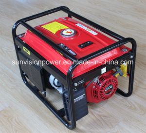4kw Gasoline Generator, Portable Petro Generator with EPA Certificate pictures & photos