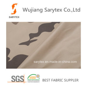 Satin Poly Transfer Printing100d/144f DTY X 75D/144f DTY 155X93 146cm 105gr/Sm Pd Printed Wr/C6 Calandered. pictures & photos