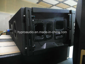 V25 Dual 15 Inch Three-Way Aduio Line Array Speaker pictures & photos