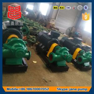 Split Casing Underground Self Priming Oil Field Pump pictures & photos