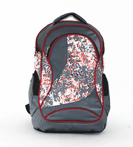 High Quality Fabric School Sports Travel Backpack in Nice Deisgn pictures & photos