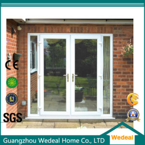 Aluminum French Style Glass Sliding Patio Door for Project pictures & photos