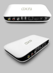 Network Smart TV Box OEM/ODM Android TV Box X1 pictures & photos