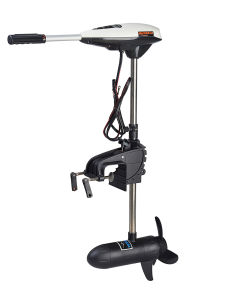 Hangkai 45lbs Thrust Transom Mounted Electric Trolling Motor Saltwater pictures & photos