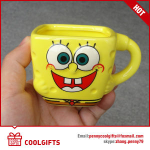Animal Ceramic Mug with 3D Paul Frank Shape pictures & photos