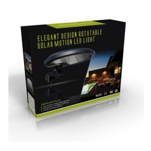Super Bright 56LED Solar Garden Lamp PIR Motion Sensor Wall Light Outdoor High Lumen Solar Light pictures & photos