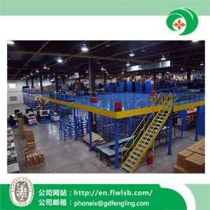 Customized Multi-Tier Rack for Warehouse Storage with Ce pictures & photos