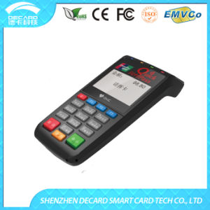 GPRS POS Terminal with Pinpad P10 pictures & photos