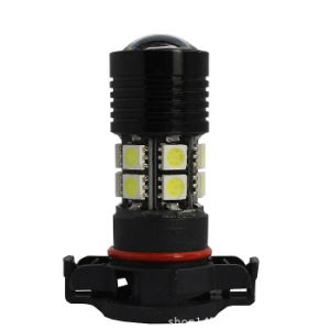6000k Xenon White H16 (5202) 12SMD 5050 + 1 CREE Auto Lamp for Car LED Fog Light pictures & photos