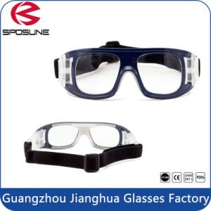 Hard Frame Soft Nose Pad Basketball Sport Goggles Packing with Accessories pictures & photos