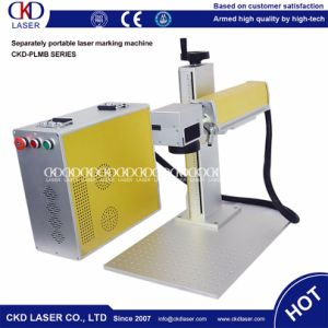 Grabado Fiber Optica Fiber Laser Marking Machine for Sale pictures & photos