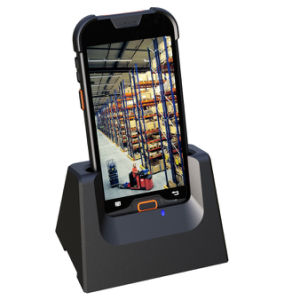 5 Inch Handheld Barcode Scanner with 1d 2D Scanner pictures & photos