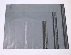 2017 Cheap Gray Plastic Mailing Packaging Courier Bag for Shipping pictures & photos