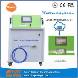 Car Care Cleaning CCS Series Hydrogen Engine Carbon Cleaning Machine pictures & photos