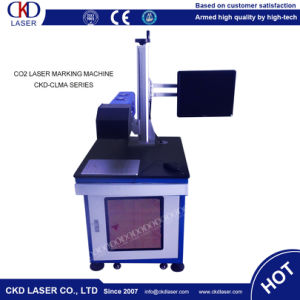 15W 30W CO2 Laser Machine for Marking PP Non Metal Material pictures & photos