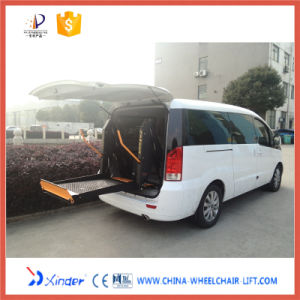 Ce Wl-D-880 Wheelchair Lift for Van with Full Platform pictures & photos