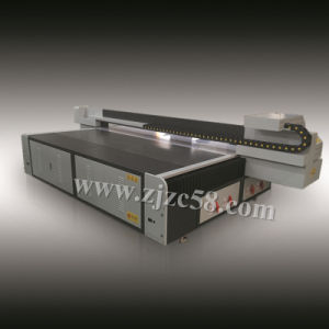 Wide Format UV Flatbed Printer with 8 Colors Seiko Print Head pictures & photos
