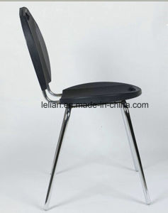 Light Weight Restaurant Dining Chair, Plastic Metal Chair (LL-011A) pictures & photos