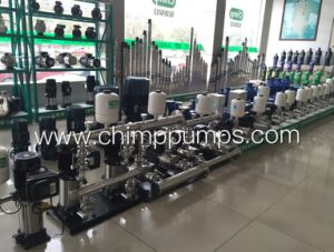 Aujet100L Automatic Water Pump Station pictures & photos