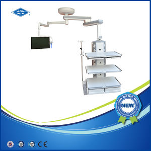 Aluminium Alloy Single Arm Revolving Pendant for Anesthesia (HFP-SD90/160) pictures & photos