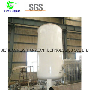 150m3 Effective Volume Cryogenic Liquified Tank for LNG Storage pictures & photos