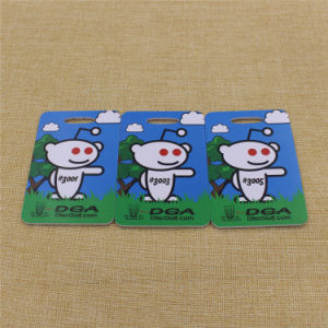 Promotion Custom Travel Plastic Luggage Tag Wholesale pictures & photos