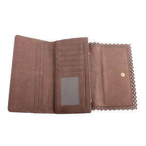 2018 Fashion Wallet for Women (HW1250) pictures & photos