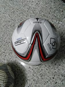 5# PVC Hand Sewn Soccer Ball pictures & photos