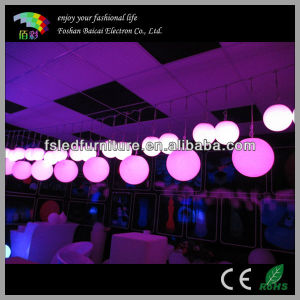 Battery Power Colorful LED Ball Decorative Light pictures & photos
