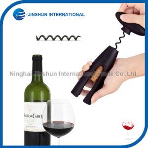 Twister Black Corkscrew Bottle Opener pictures & photos