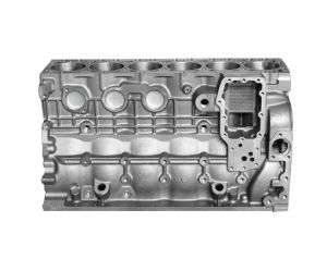 Cylinder Body Cummins Engine Part for 4isde