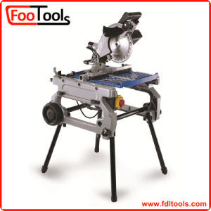 "10"" 1800W Flipover Saw/ Miter Saw & Table Saw (221530) pictures & photos"
