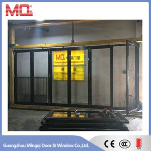 Commerical Aluminum Glass Door for Building Projects pictures & photos