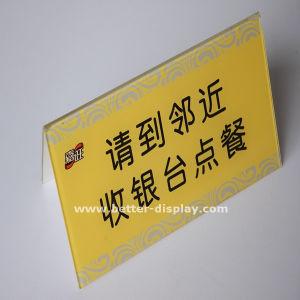 Custom Floor Index Sign (BTR-I3013) pictures & photos