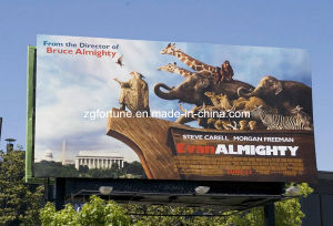 Best Selling PVC Flex Banner Rolls Outdoor Printing Material pictures & photos