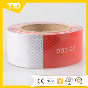White Red Reflective Tape 3 M pictures & photos