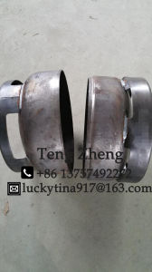 Steel LPG & Gas Tank Cylinder Parts-6kg pictures & photos