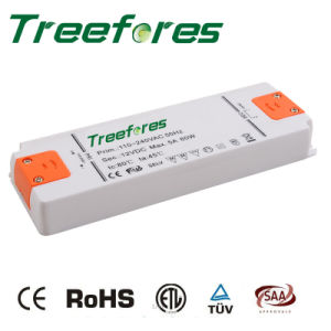60W 12V 24V Slim LED Transformer pictures & photos